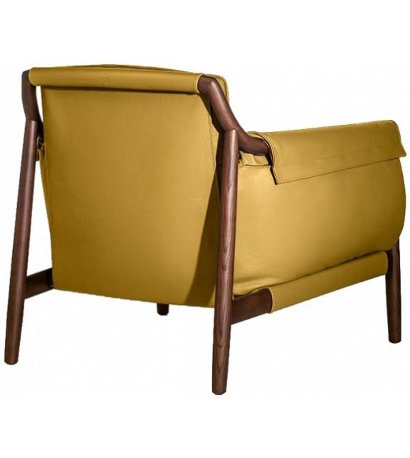 Versandfertig - Times Lounge Poltrona Frau Sessel