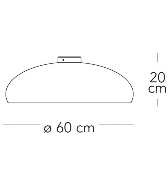 Ready for shipping - Pangen Fontana Arte Ceiling Lamp