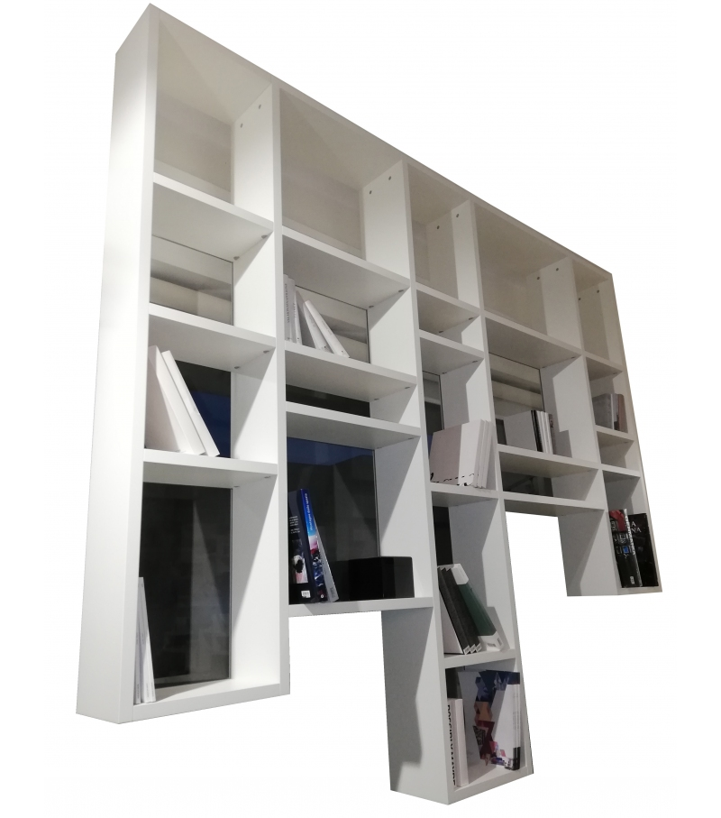 Ready for shipping - LineaLago Lago Bookshelf