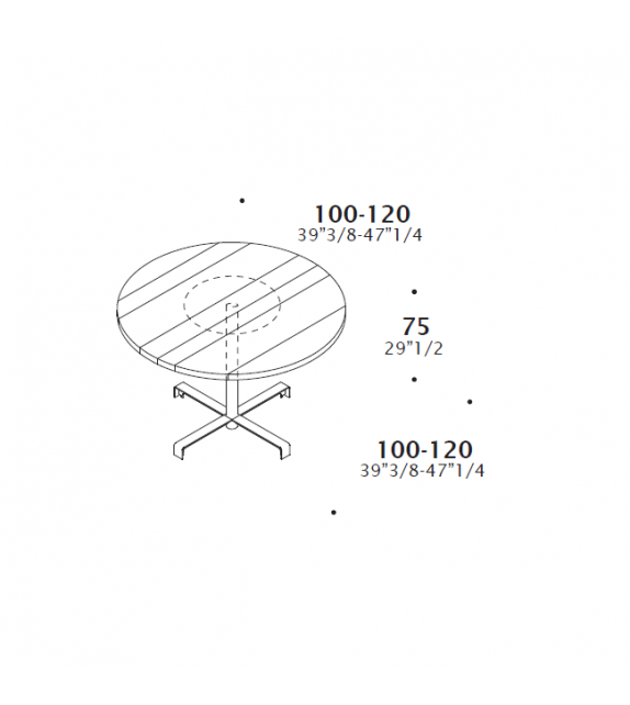 Table Sanmarino Estel