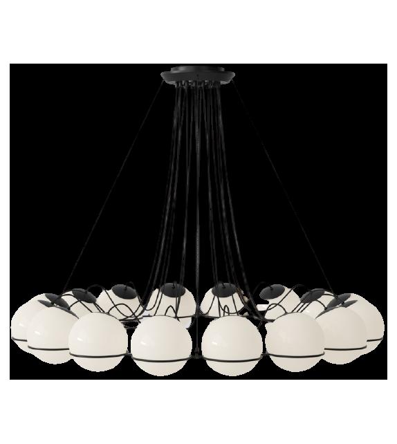 Model 2109/16/20 Astep Lampada a Sospensione