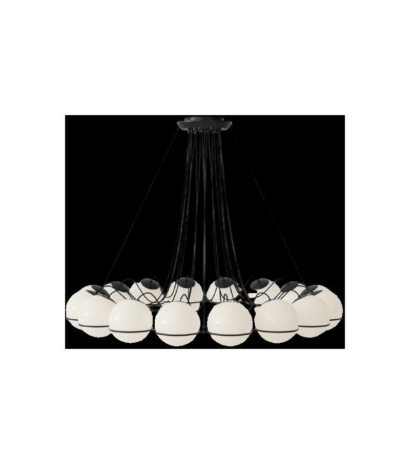 Model 2109/16/20 Astep Lámpara de Suspensión