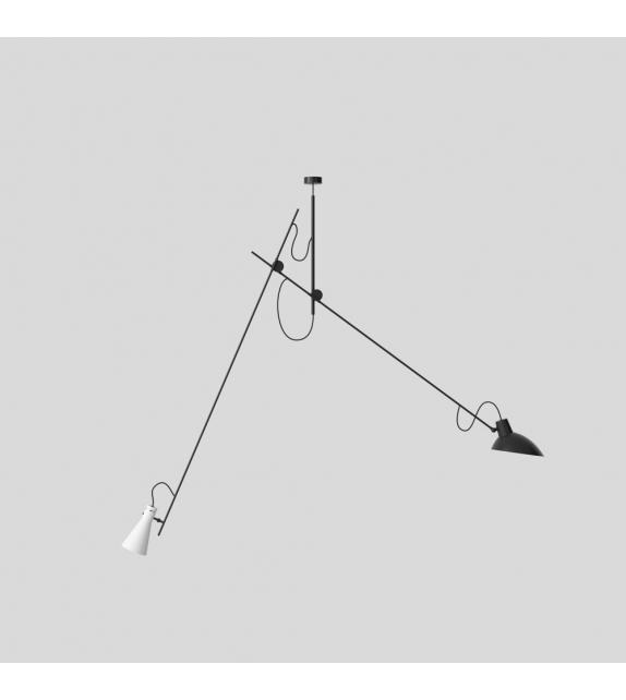 VV Cinquanta Astep Suspension Lamp