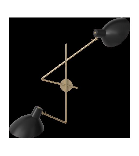 VV Cinquanta Twin Astep Lampada da Parete