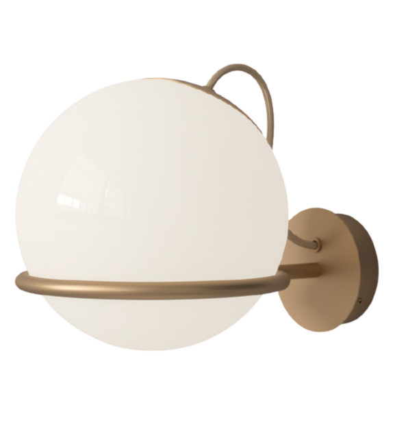 Model 238/1 Astep Lámpara de Pared