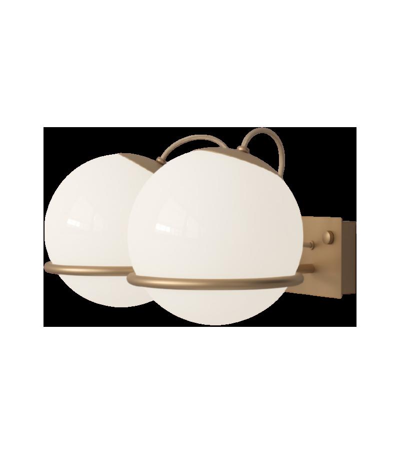 Model 238/2 Astep Lampada da Parete