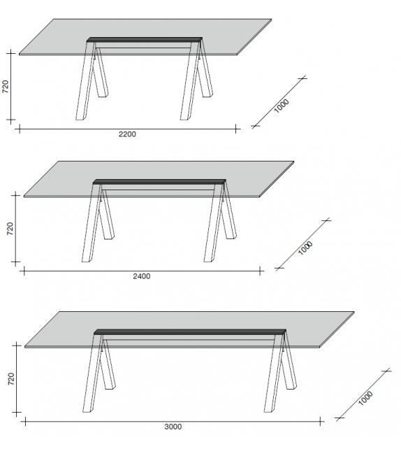 Sesto Lema Table