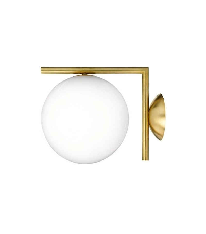 Ready for shipping - IC C/W1 Flos Wall Lamp