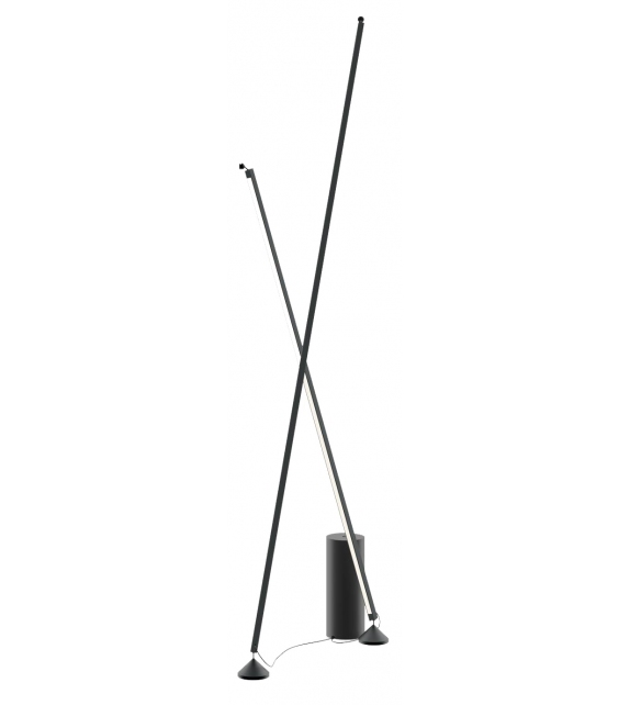Sticks Stand-alone Vibia Floor Lamp