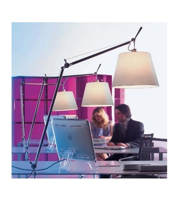 Tolomeo Basculante Table Lamp Artemide Milia Shop