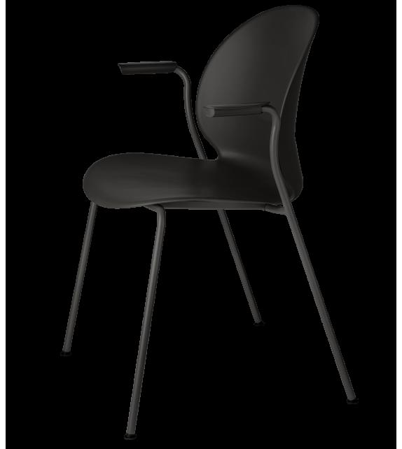 N02™ Recycle Fritz Hansen Small Armchair