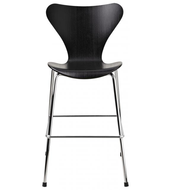 Series 7 Junior Chair Fritz Hansen Chaise