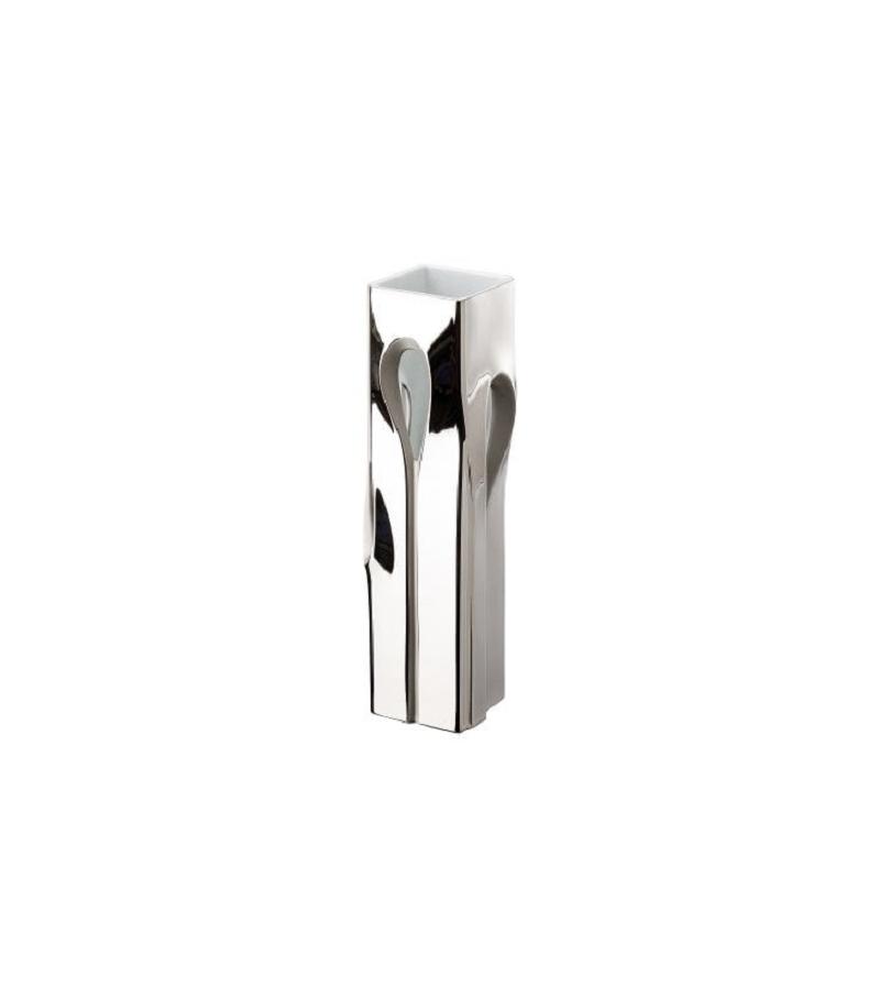 Pronta consegna - Lapp Platinum Vaso Rosenthal