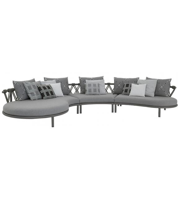 Cassina Trampoline 561 Sofa