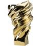 Pronta consegna - Squall Gold Vaso Rosenthal