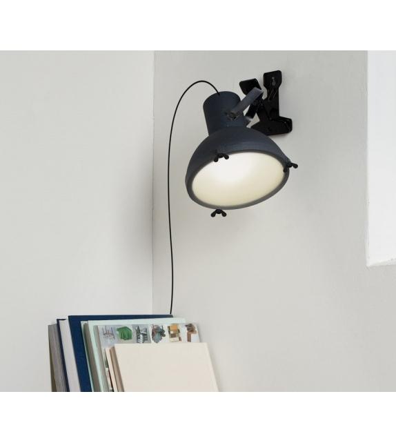Projecteur 165 lampada con pinza nemo milia shop - Lampada da tavolo con pinza ...