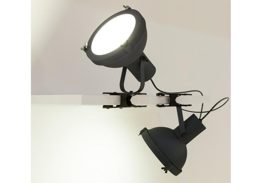 Projecteur 165 Lampada Con Pinza Nemo - Milia Shop