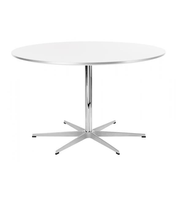 Table Series Circular Standfuß Rundtisch Fritz Hansen