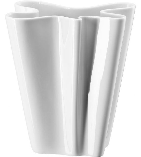 Ready for shipping - Vibrations Oval Vase Rosenthal