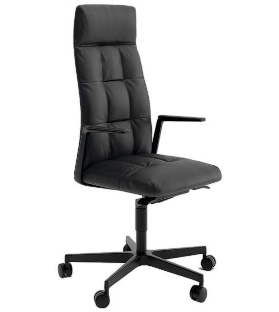 Leadchair Management Soft Walter Knoll Poltrona