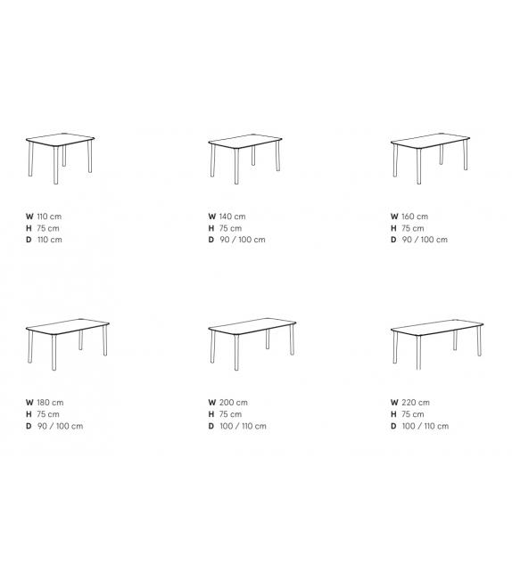 Roll Treku Tisch