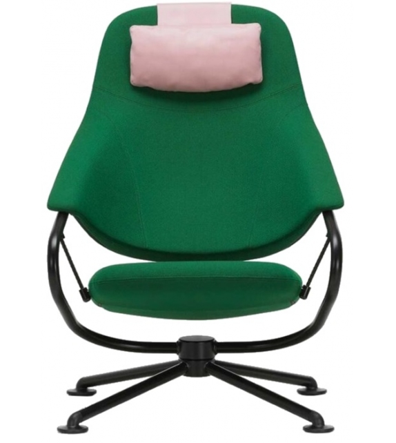 Citizen Highback Vitra Armchair