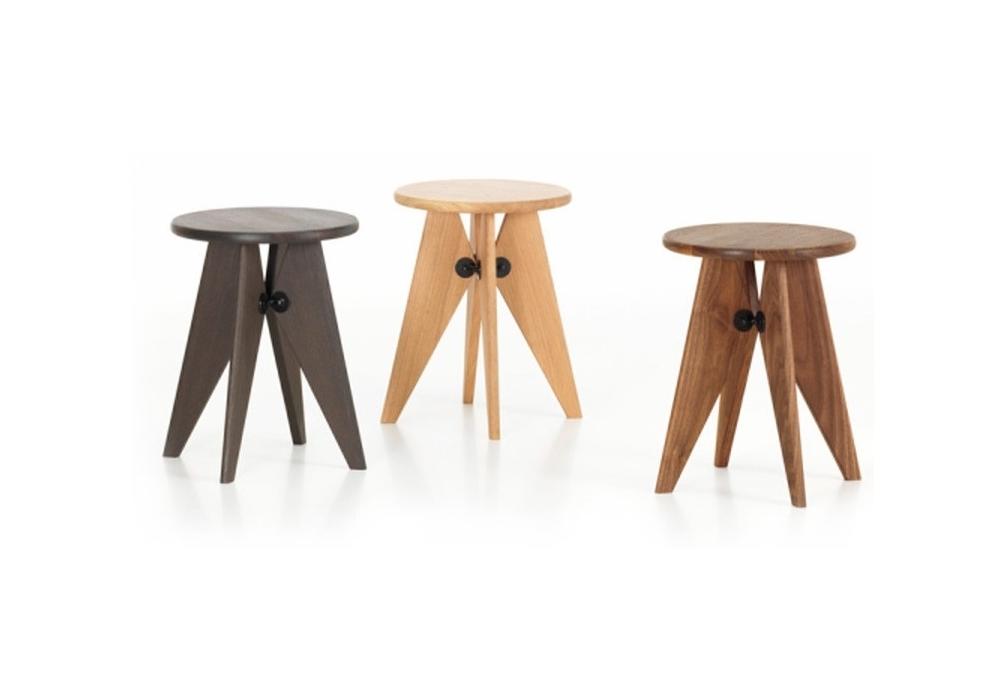 tabouret solvay stool vitra milia shop. Black Bedroom Furniture Sets. Home Design Ideas