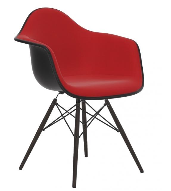 Eames Plastic Armchair DAW Fauteuil Rembourrèe Vitra