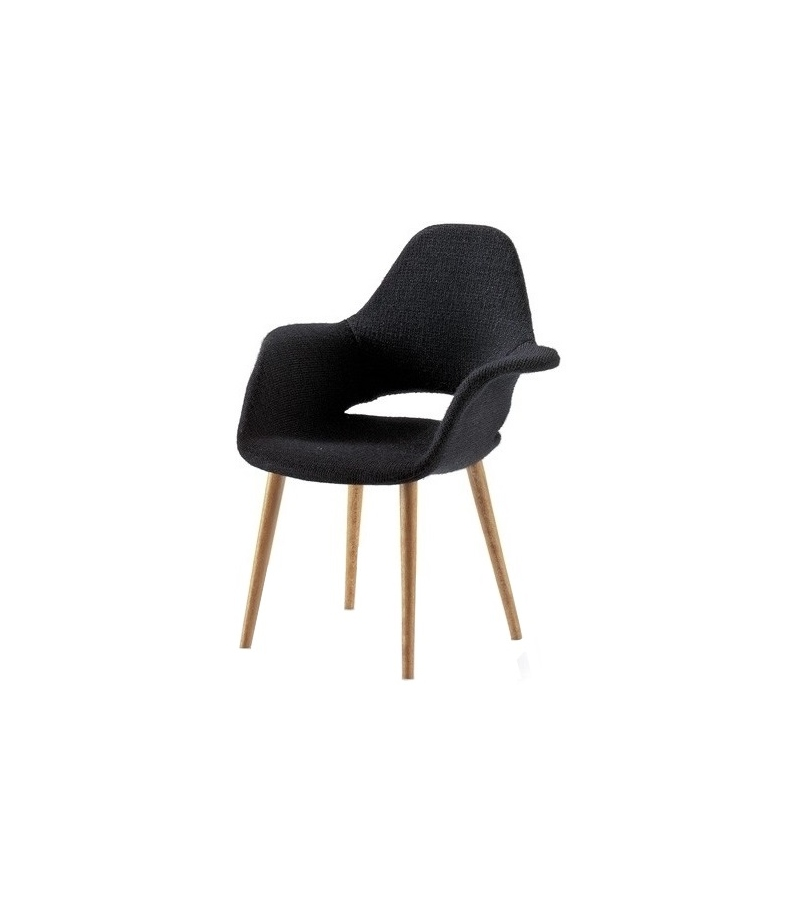 Miniatura Organic Armchair, Eames & Saarinen