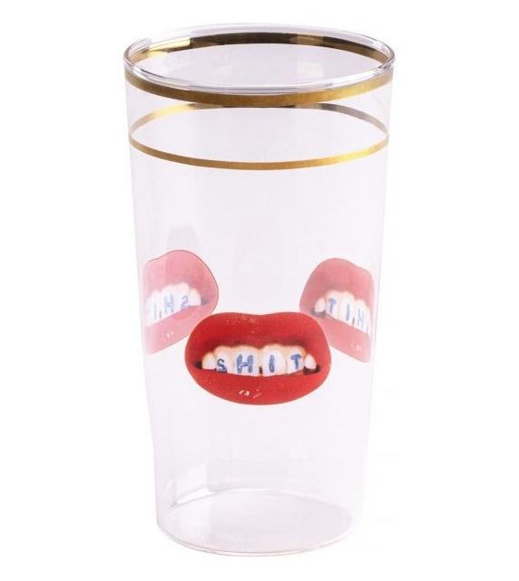 Pronta consegna - Lipsticks Seletti Bicchiere