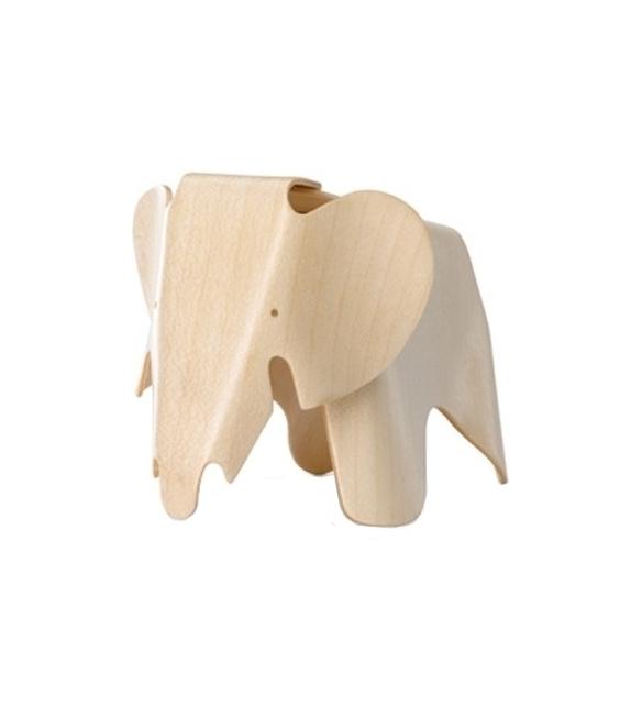 Miniature Plywood Elephant natur, Eames
