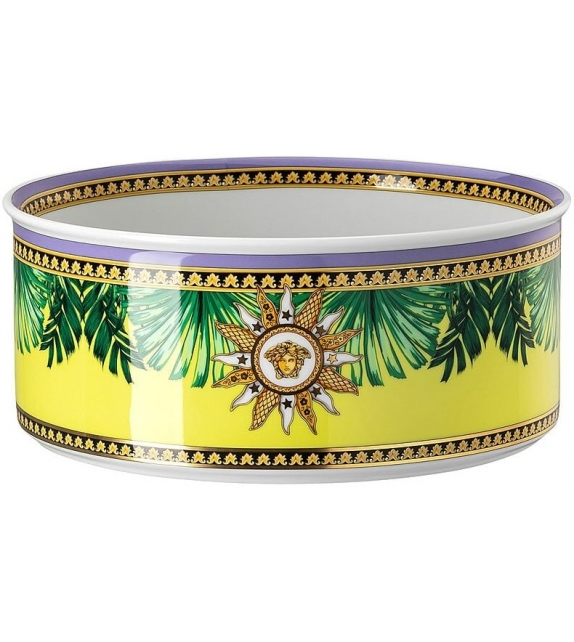 Jungle Animalier Rosenthal Versace Cuenco