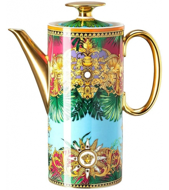 Jungle Animalier Rosenthal Versace Kaffeekanne
