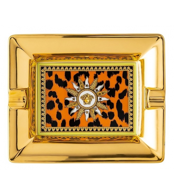 Jungle Animalier Rosenthal Versace Posacenere