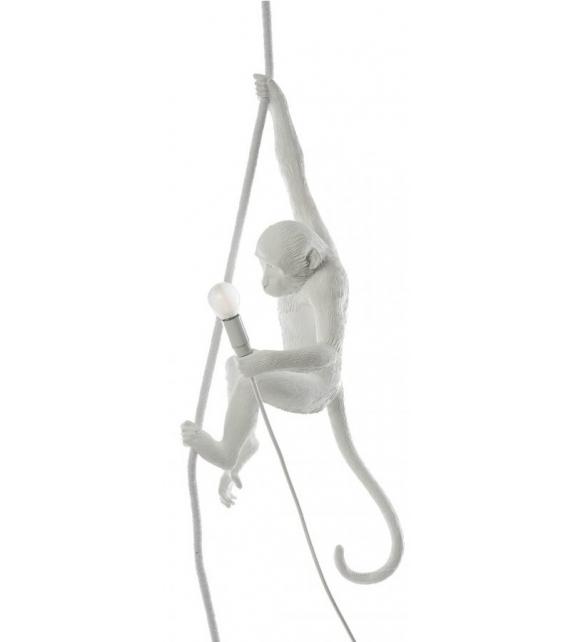 Listo para entregar - Monkey Lamp Seletti Lámpara de Techo