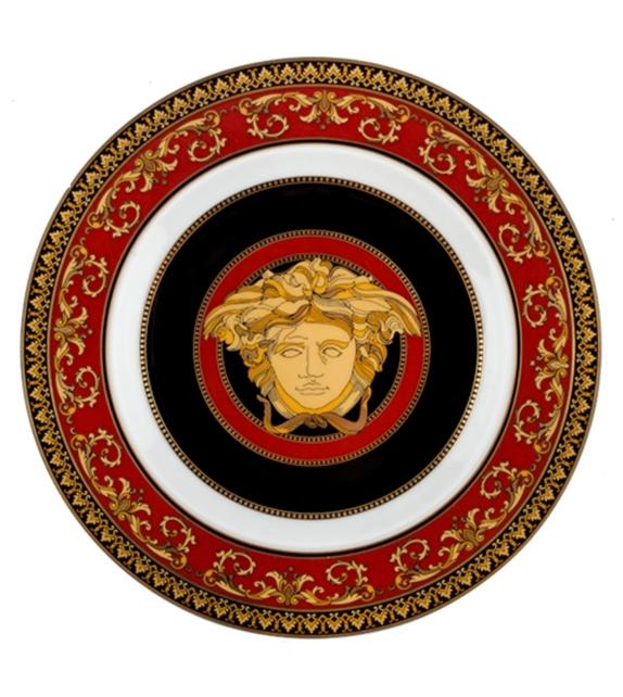 Medusa Assiette Plate Versace