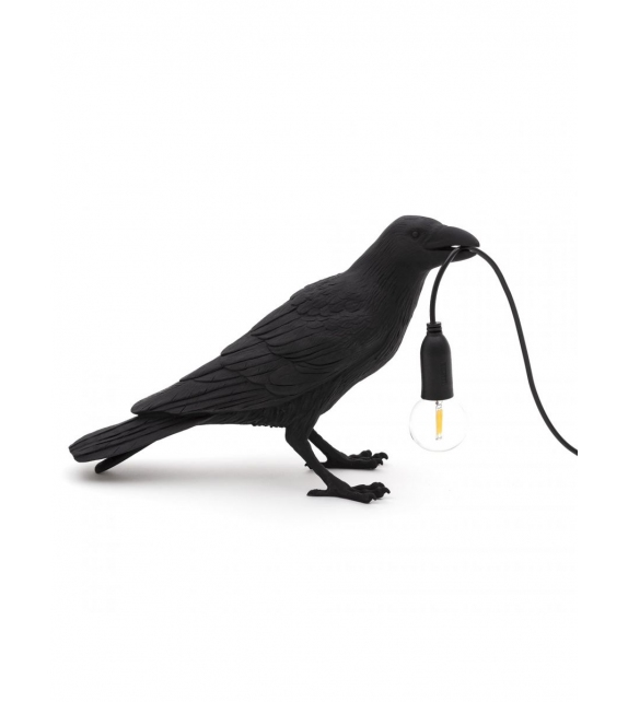 Ready for shipping - Bird Lamp Waiting Seletti Table Lamp