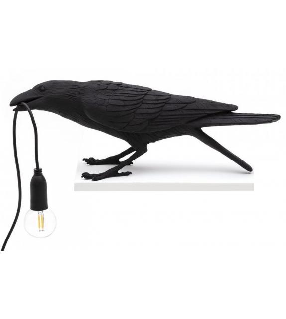 Versandfertig - Bird Lamp Playing Seletti Tischleuchte