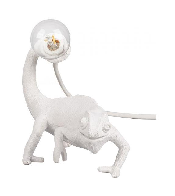 Versandfertig - Chamaleon Lamp Still Seletti Tischleuchte