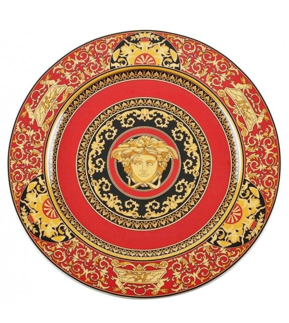 Medusa Rosenthal Versace Assiette de Présentation
