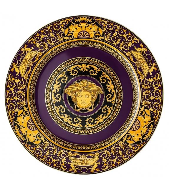 Medusa Marine Rosenthal Versace Service Plate