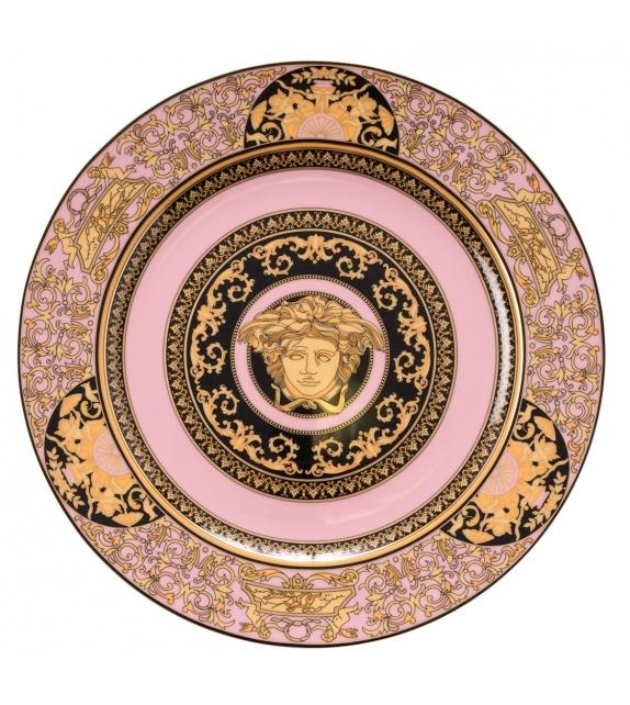 Medusa Rose Rosenthal Versace Plato de Presentación