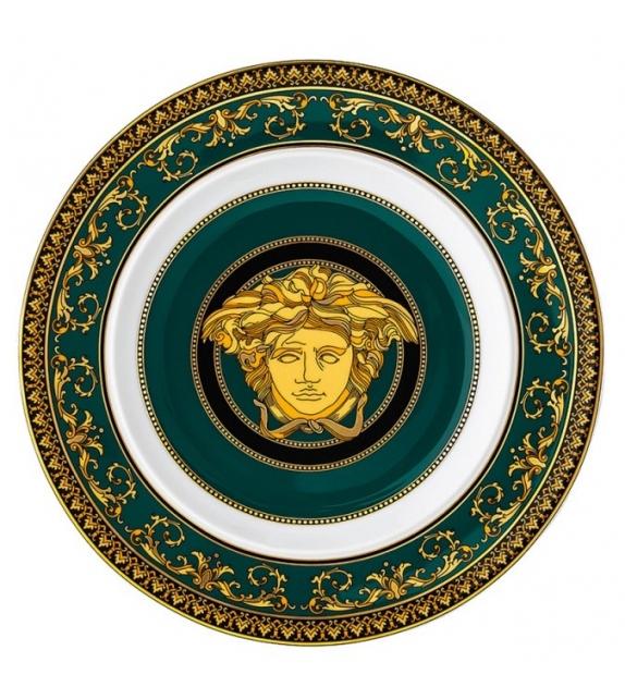 Medusa Juniper Rosenthal Versace Piatto Piano