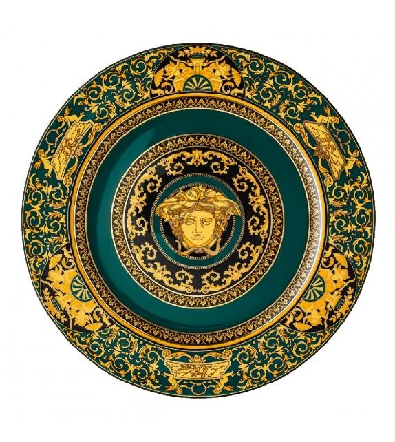 Medusa Juniper Rosenthal Versace Service Plate