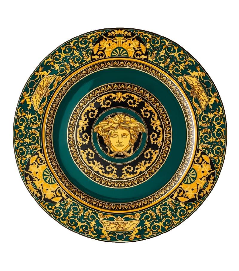 Medusa Juniper Rosenthal Versace Piatto Segnaposto