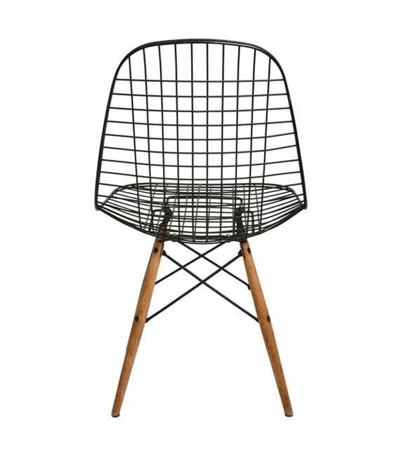 Wire Chair DKW Chaise Vitra