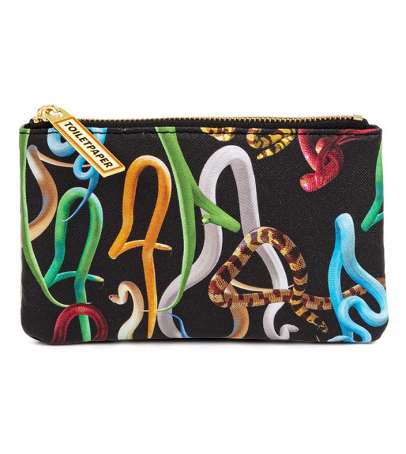 Ready for shipping - Snakes Seletti Coin Bag