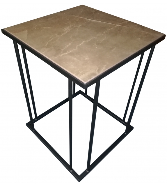 Ready for shipping - Renee Calligaris Square Coffee Table