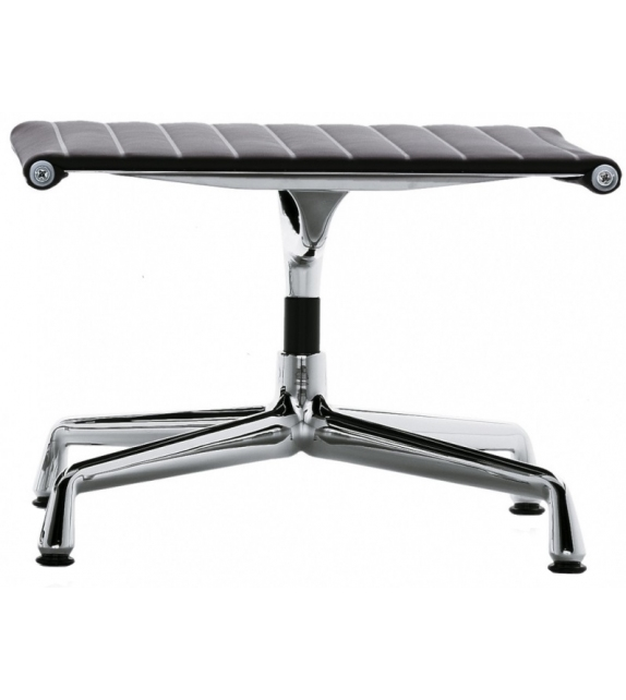Aluminium Chair EA 125 Taburete Vitra