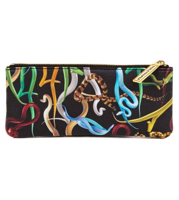 Ready for shipping - Snakes Seletti Pencil Case
